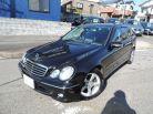 Mercedes-Benz C180W コンプレッ