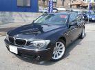 BMW 740ⅰ 左ハンドル D車 純正HDDナビ