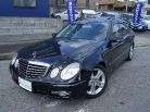 Mercedes-Benz E350W AVG 後